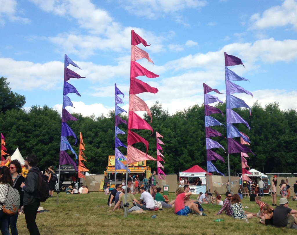 Silk Amp Ribbon Flags The Event Flag Hire Company