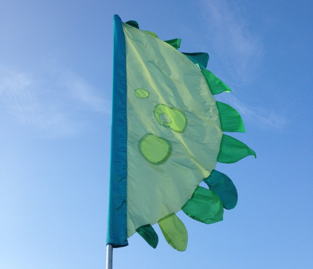 festival flags the event flag hire company