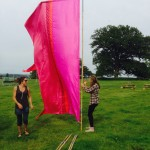 Arena Flags - Festival flag hire