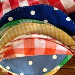 Village Green Scallop bunting hire