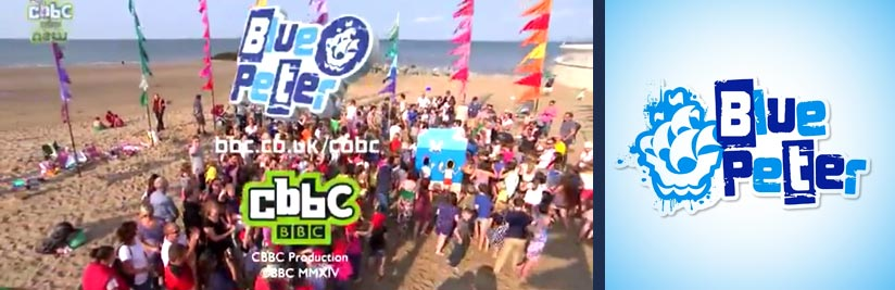 Blue Peter - Event Flag Hire